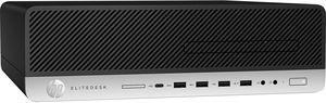 Brand New HP EliteDesk 800 G3 SFF Core i5-7500 3.4 GHz 8 GB DDR4 256GB for Sale in Clovis, CA