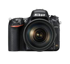 Nikon D-750 Full Frame Professional DSLR Camera for Sale in Redlands, CA
