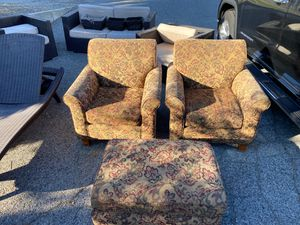 Three piece seating. for Sale in Manson, WA