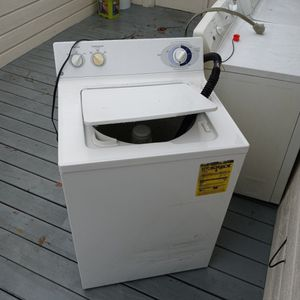 Washer And Two Dryers for Sale in Indianapolis, IN