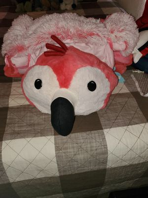 Flamingo sleeping bag for Sale in Corona, CA
