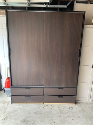 6.5ft IKEA Wardrobe Closet for Sale in Lawndale, CA