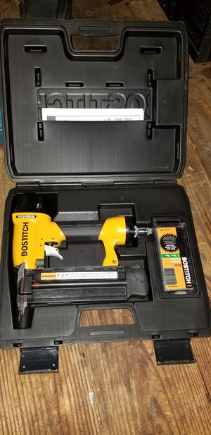 Bostitch Magnesium Air framing Nailer NEW! for Sale for sale  Queens, NY