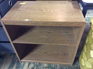 Small Wood Style Storage/Book Shelf for Sale in Bellingham, MA