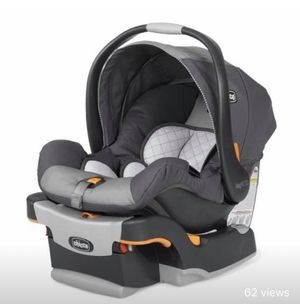 Chico Keyfit 30 infant car seat, base, adapater, and infant inserts for Sale in New York, NY