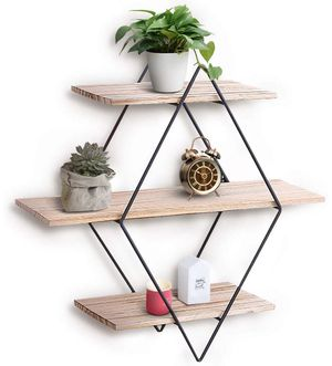 Wood wall shelves decor for Sale in Los Angeles, CA