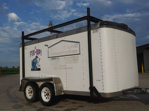 Enclosed cargo trailer for Sale in Center, MO