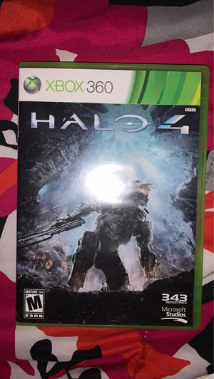 Halo 4 [Xbox 360] for Sale in Beaumont, CA