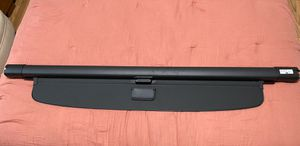 Audi Q7 Trunk Cover - Soul Black for Sale in Daly City, CA