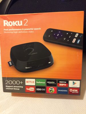 Roku 2 for Sale in San Jose, CA