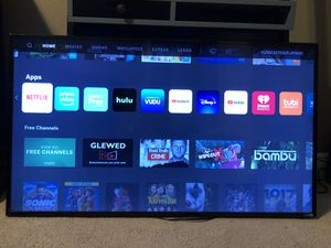 50in Sony Vizio Smart TV $275 for Sale in Riverview, FL