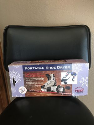 Peet portable shoe dryer new for Sale in Harker Heights, TX