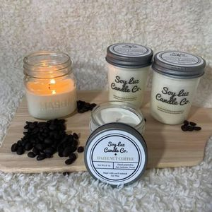Soy Wax Candles for Sale in San Antonio, TX