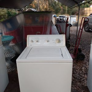 Kenmore Washer Year Guarrantee for Sale in Belleview, FL