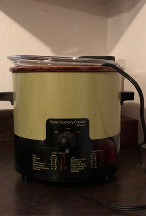 Slow cooker for Sale in Dubuque, IA