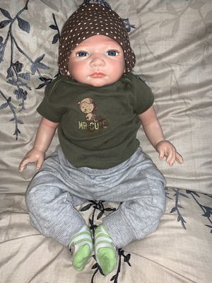 Collectible Item (Reborn Doll) for Sale in Swansea, IL