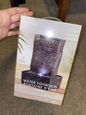 Ashland water fountain for Sale in Fresno, CA