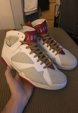Jordan 7 year of the rabbit size 13 for Sale in Medford, MA