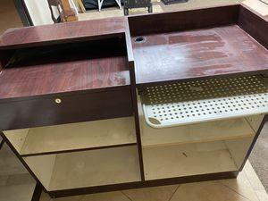 Cash register desk for Sale in Cerritos, CA