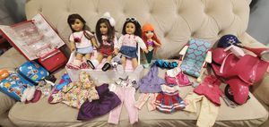 American Girl / Doll Galore for Sale in Wolcott, CT