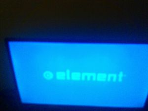 New 32 inch element tv must pick up ConnecticutAV Nw for Sale in Washington, DC