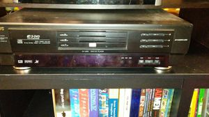 JVC 3 Disc Changer/DVD & CD for Sale in Marysville, WA