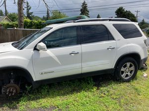 04 GMC Acadia for parts for Sale in Tacoma, WA