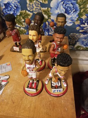 NBA Collectible Bobbleheads for Sale in Chicago, IL