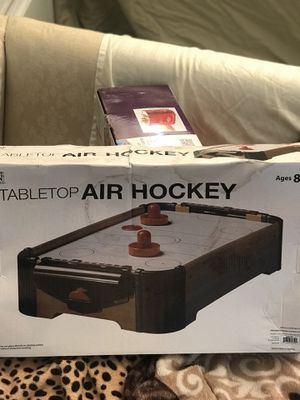 Kids air hockey table for Sale in Chevy Chase, MD