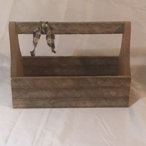 Primitive Wooden Box for Sale in Hanover, PA