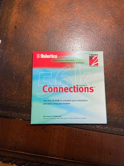 USRobotics installation internet software for Sale in Anderson,  SC
