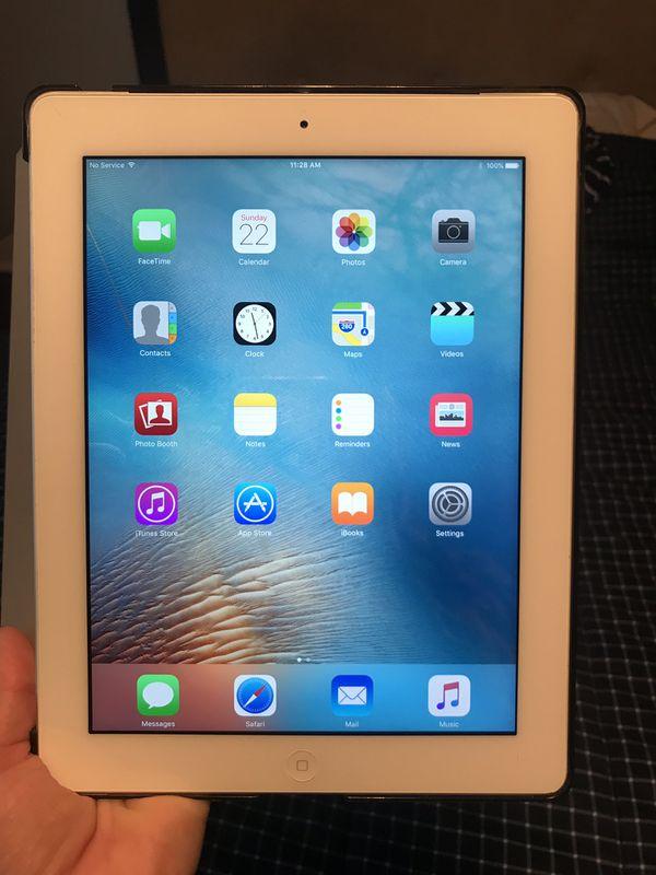 iPad WiFi cellular
