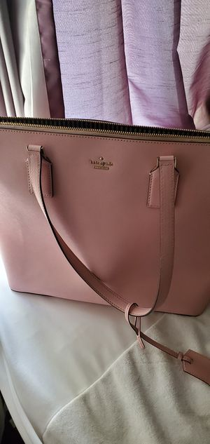 Blush Kate Spade Used 2-3 times Like new for Sale in Seattle, WA