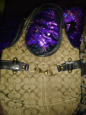 Coach authentic (w/ serial number) for Sale in Sacramento, CA