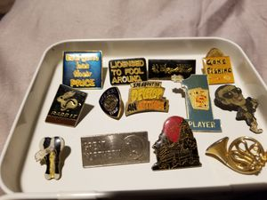 Pins (disney/music/random/60s-10s) for Sale in Queen Creek, AZ