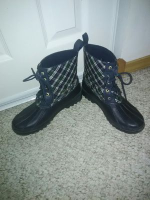 WOMANS SIZE 8.5 SPERRY DUCK BOOTS RAIN SNOW for Sale in Schaumburg, IL