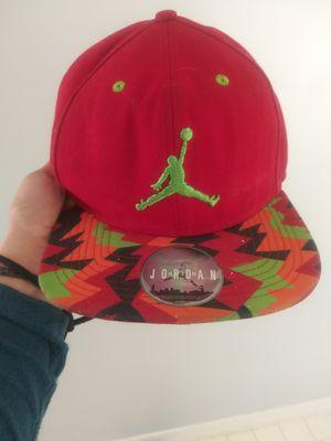 Jordan brand like new snapback hat for Sale in Lakeland, FL
