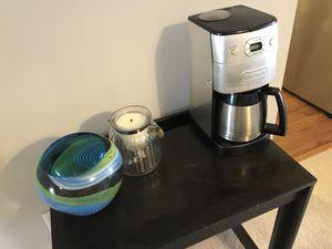Cuisinart Coffee maker w coffee grinder for Sale in Falls Church, VA