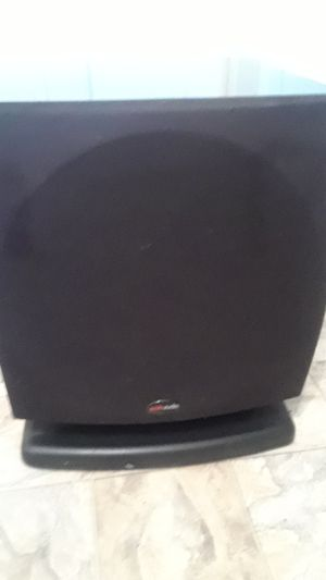 Polk Audio PSW550 Subwoofer for Sale in Austin, TX