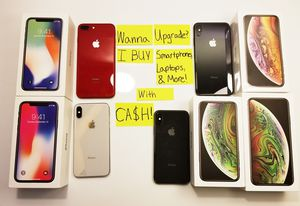 I Pay Ca$h 4 Smartphones & More for Sale in Salt Lake City, UT