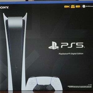 Brand NEW Sony PS5 Digital Edition for Sale in Miami, FL