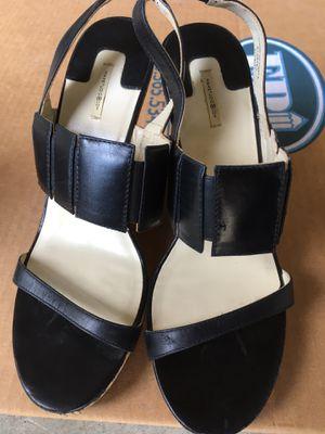 Maxstudio high heels spring summer black sandals, for Sale in Redmond, WA