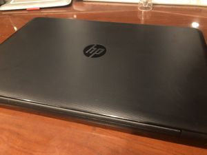 """HP 15.6"""" laptop - 500 gig hard drive - 4gig memory for Sale in Los Angeles, CA"""