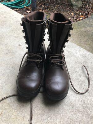 Lehigh Size 10 Men's Steel-Toed Work boots for Sale in Cincinnati, OH