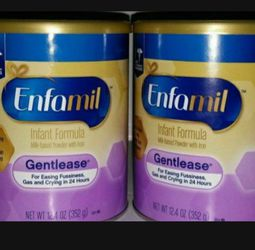 2 Cans Brand New Baby Formula for Sale in Fort Lauderdale,  FL