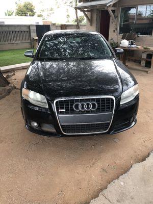 Audi a4 2008 quattro sline for Sale in Tucson, AZ