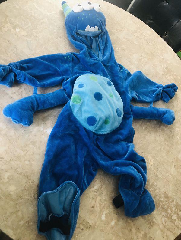 Koala Kids Monster Halloween Costume