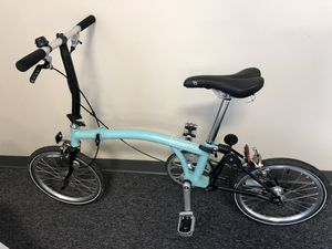 Brompton S1E bicycle: unused/new for Sale in Fort Worth, TX