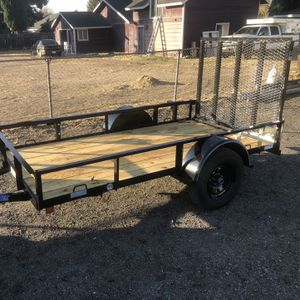 2021 Top Hat Trailer Reduced $1999 for Sale in Yucaipa, CA