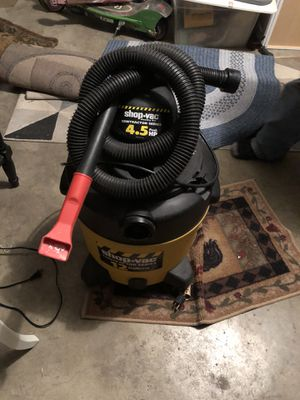 Shop vac 18 gallon 60$. Needs a new 10$ filter for Sale in St. Peters, MO